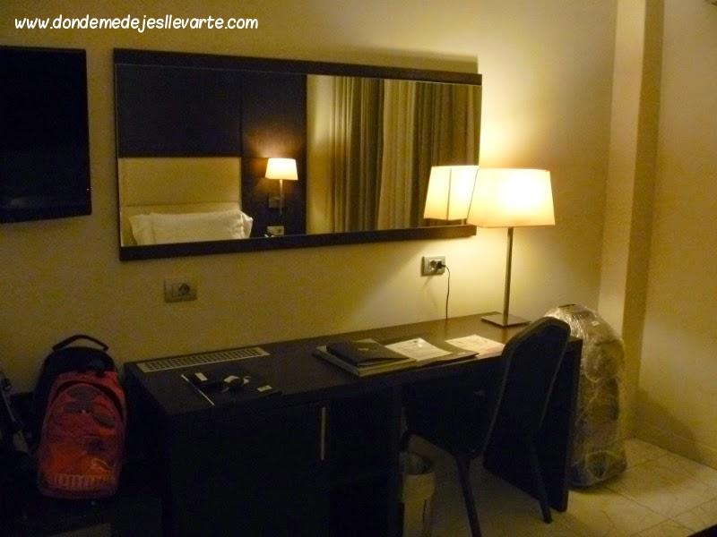 Habitación del Hotel Taburiente - Santa Cruz de Tenerife