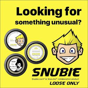 Try Snubie Snus!