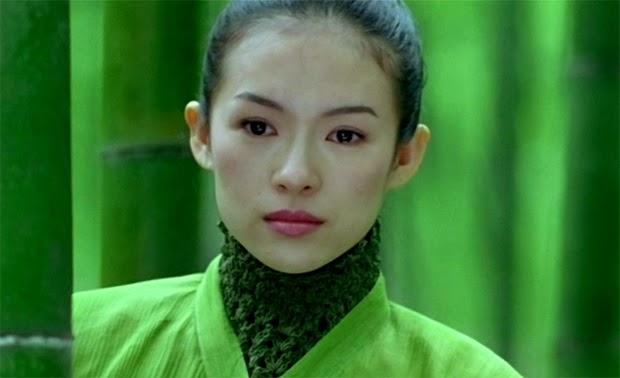 Wuxia movies/romances that remind you of Reylo Ziyi8005