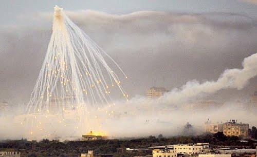 White%2BPhosporus Kenali Senjata Pembunuh Israel Laknatullah