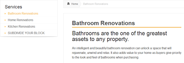 leading bathroom renovation experts in Perth