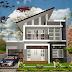 Desain Rumah Minimalis 2 Lantai Paling Tred