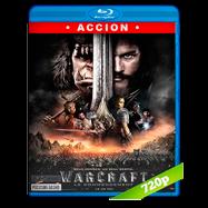 Warcraft: El primer encuentro de dos mundos (2016) BRRip 720p Audio Dual Latino-Ingles