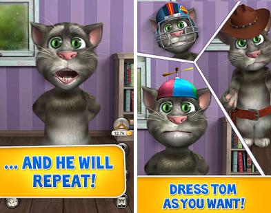 talking tom cat 2 mod apk
