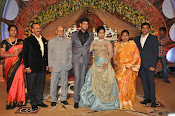 Dil Raju Daughter Hanshitha Wedding reception-thumbnail-12