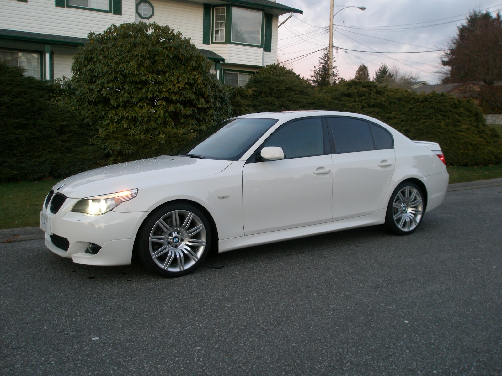 for * 2006 bmw 550i 6 speed manual - sport package in bc: 604
