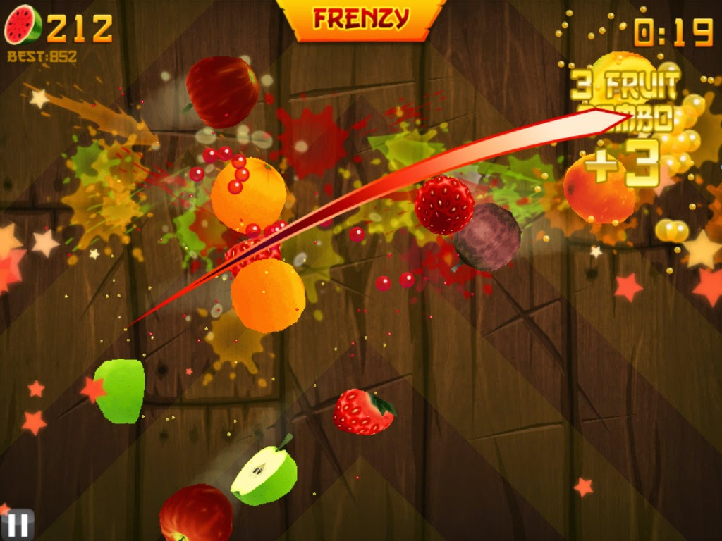 Fruit Ninja HD - PC [Medifire - Solidfiles]