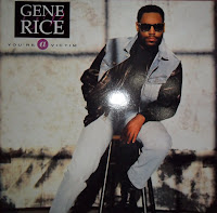 Gene Rice - You're A Victim (VLS) (1991)