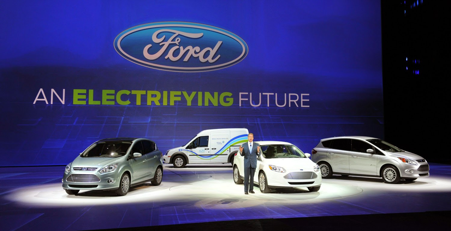 "How the ""Green Zone"" Can Make Ford Electric Cars More Efficient"