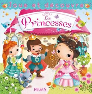 Joue et découvre les princesses-Ed.Fleurus