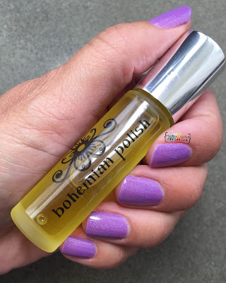 Bohemian Polish Butterbeer cuticle oil