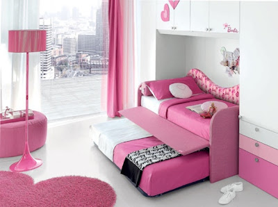 dormitorio barbie