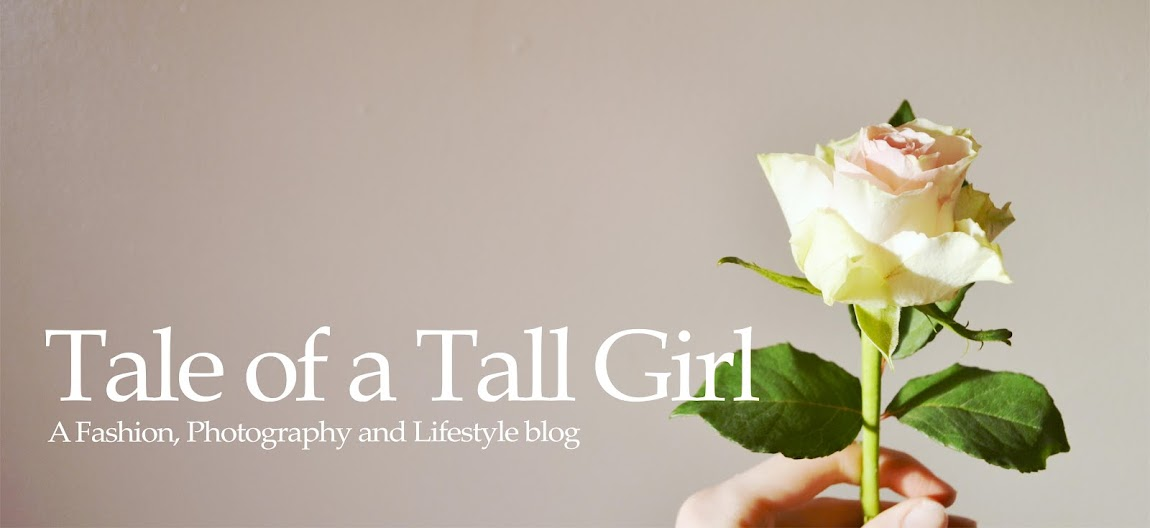 Tale of a Tall Girl
