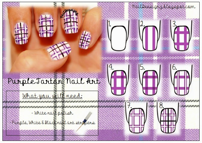 http://naildeesignz.blogspot.co.uk/2014/10/purple-tartan-nail-art.html