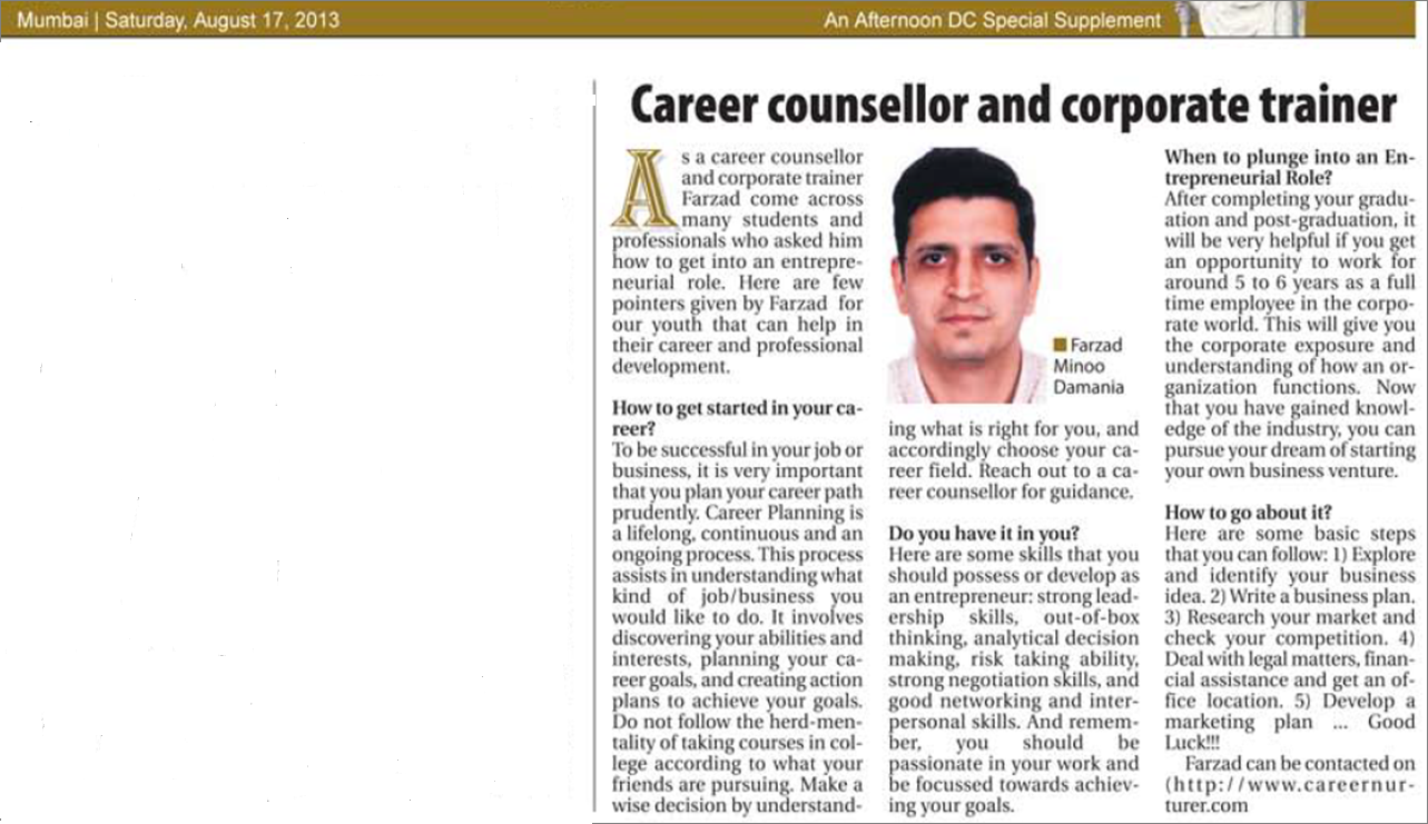 career counselling aptitude test centre career guidance article title career guidance q a student queries replied by career nurturer counselling