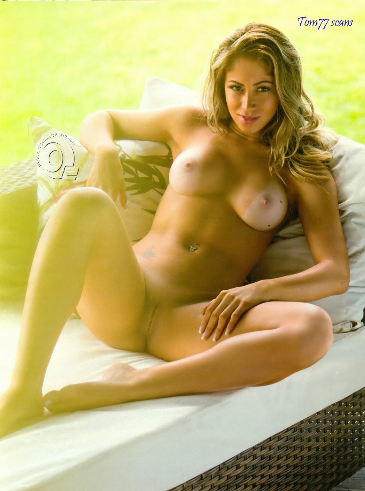 Carol Narizinho Na Playboy Brasil Mar O