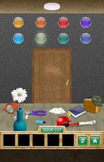 Screenshots of the 100 doors 5 stars for Android tablet, phone.