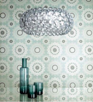 Vuelven los papeles de los 70 decorar tu casa es - Papeles pintados en madrid ...