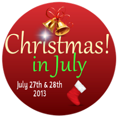 Christmas In July Blogathon!