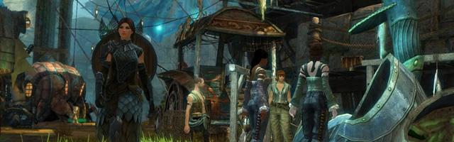 Guild Wars 2: GW2: Имею аккаунт — готов путешествовать!