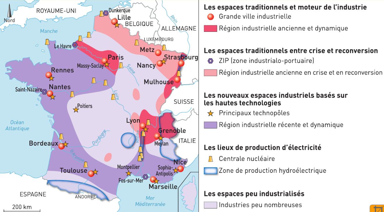 Sujet d'histoire géographie du Brevet 2015