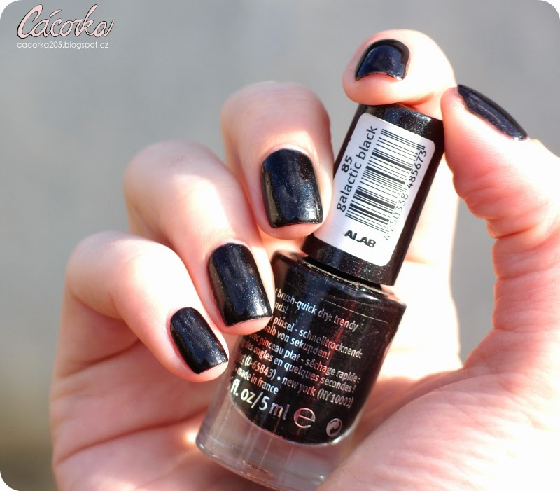 Essence - Galactic black