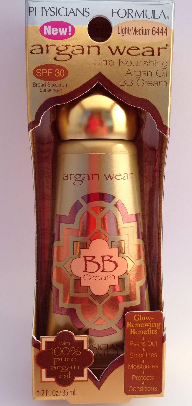 Physicians Formula Argan Wear BB Cream