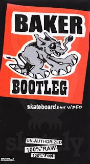 SKATERNOISE BAKER - Bootleg