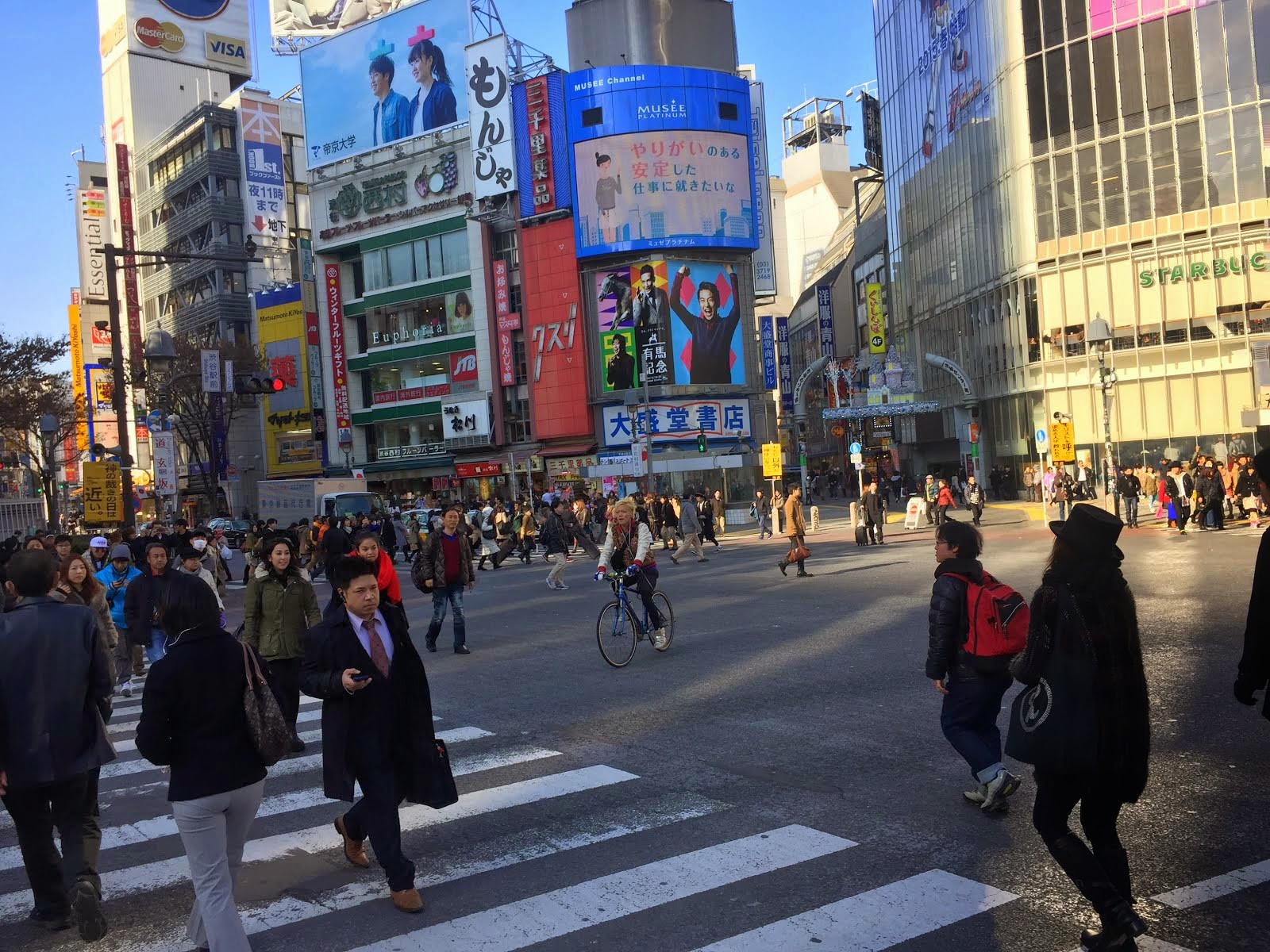 Fukubukuro, Japan 2015 - Crazy for Shopping during the New Year!