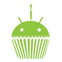 Gambar Android 1.5 CupCake
