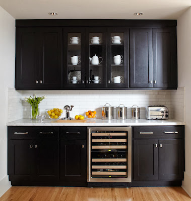 extra cabinetry with style that provides more storage spaces for the kitchen