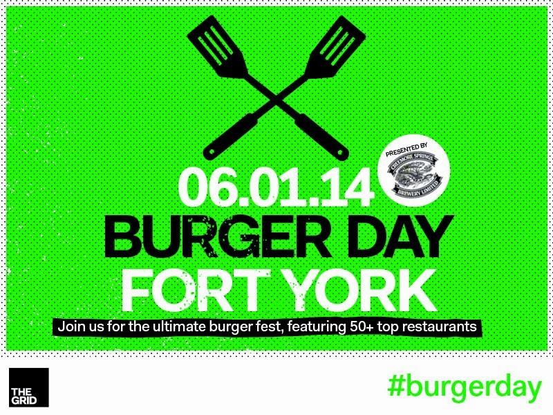 Burger Day Fort York
