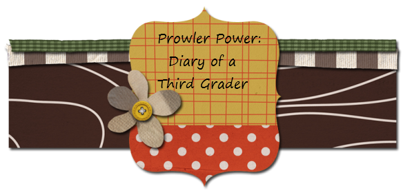Prowler Power:  Diary of a Third Grader