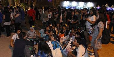 Big Bang Hari Kedua Penonton Banjiri Venue Konser