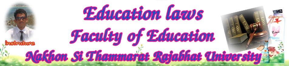 Education Laws