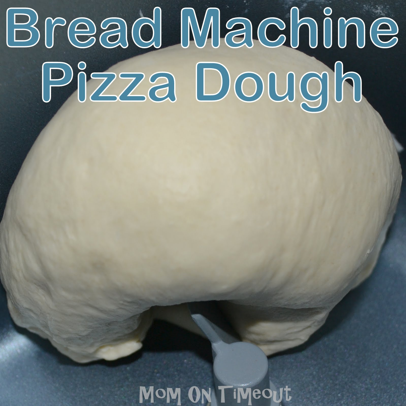 bread machine bread dough