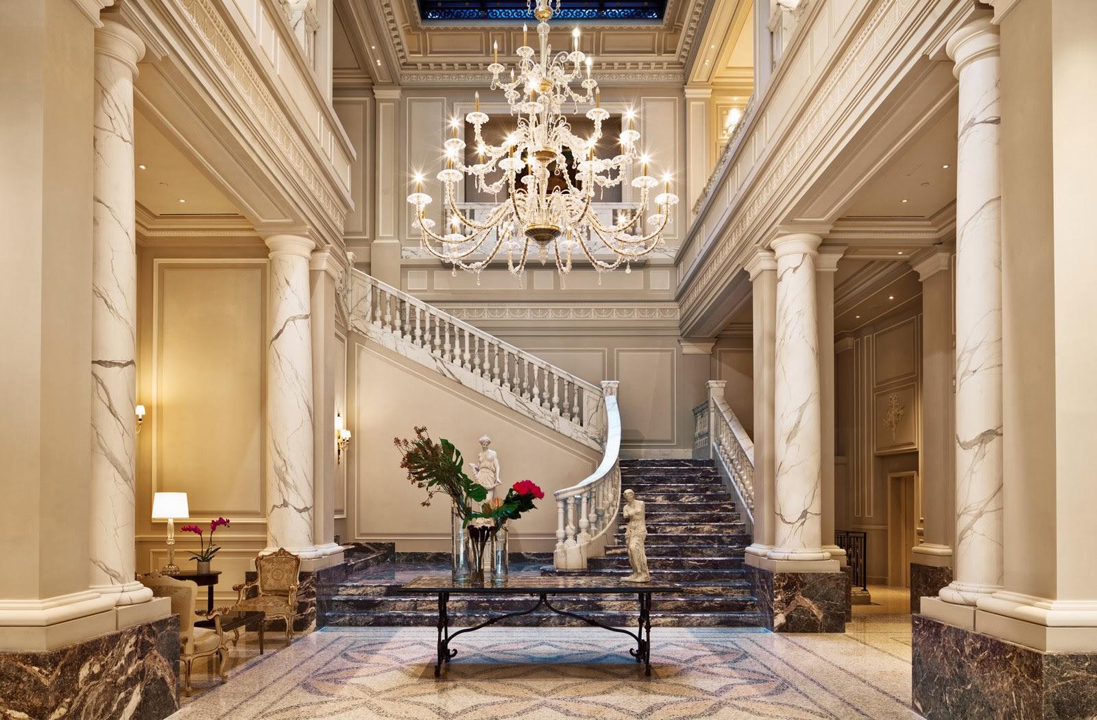 Viaggi e ricette milano palazzo parigi hotel e grand spa - Design d interni milano ...
