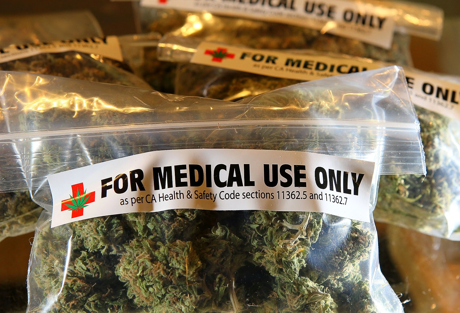 Disfrute de los beneficios de la marihuana medicinal
