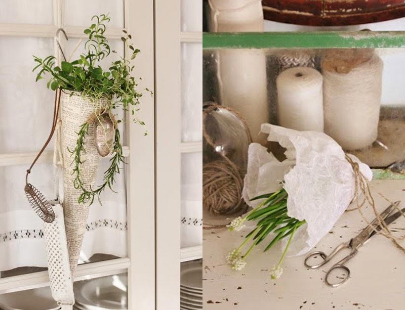 cómo hacer ramos de flores originales