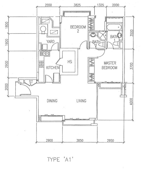 Sunhaven Our Home Floor Plan