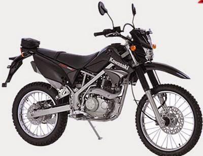 Harga Kawasaki KLX 150S