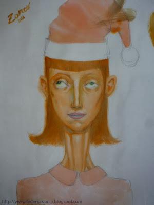 duendes reales navideños de navidad en porcelana fria