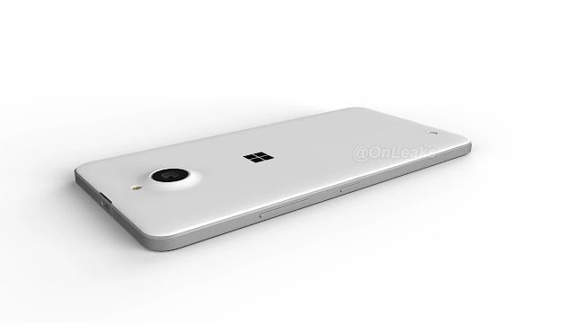 Microsoft Lumia 850 Render Leaked www.phonetech.in