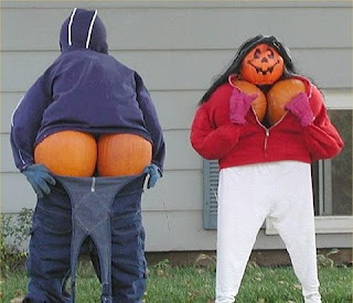 funny pumpkin flaser 2