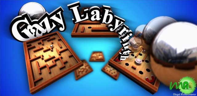 Crazy Labyrinth 3D apk for Android Free Download
