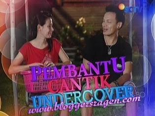 Pembantu Cantik Undercover FTV