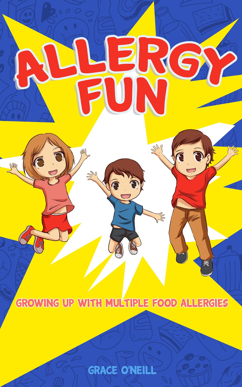 Allergy Fun Photobook, includes My Allergy Fun