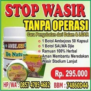 STOP WASIR ANTI AMBROL
