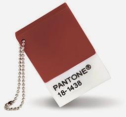 Marsala Pantone 18-1438