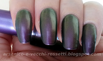 Essence Colour&Go Where is the party? 43 swatch